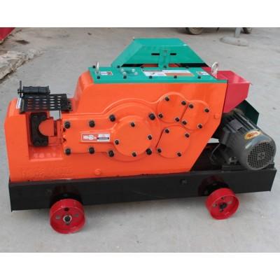 现货供应钢筋切断机双头废旧钢筋全自动速断机
