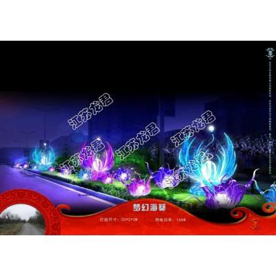 大型花灯策划设计公司