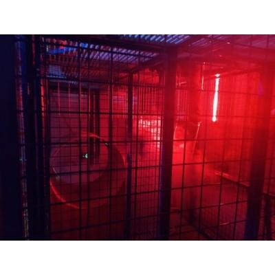 凌鼎消防训练网栅烟热训练体验室