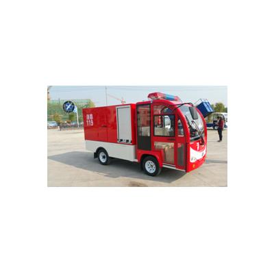 2-3座2T电动消防车-社区消防车
