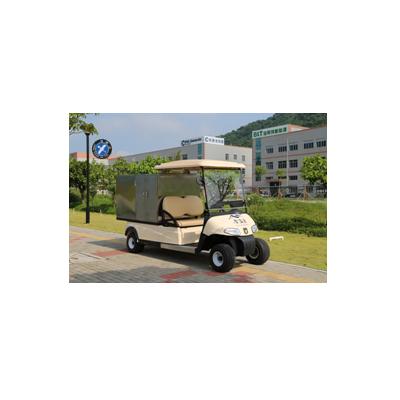 2座电动布草车-内蒙古绿通电动车有限公司