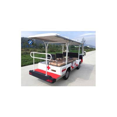 内蒙古电动救护车景区社区应急好装备