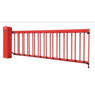 红门沈阳小型空降门 停车场设备空降门车牌识别厂家