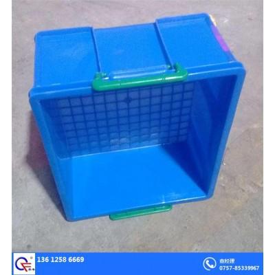 重庆塑料蔬菜箩,运输配送塑料箱,塑料托盘厂家