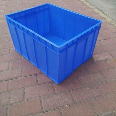 拉萨全新料周转箱现货供应,塑料配货箱厂家生产
