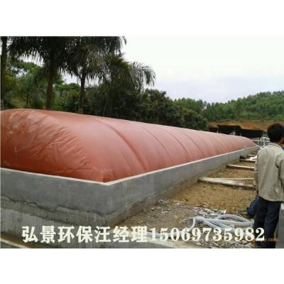 吕梁红膜软体沼气池建造方法尺寸大小及预算多少钱