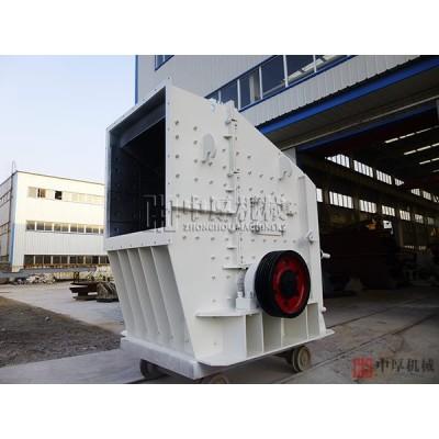 建筑垃圾专用破碎机 废砖垃圾砖粉碎机 陶粒砌块处理设备