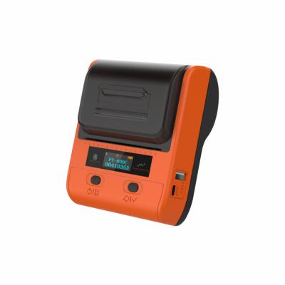 普贴热敏标签机PT-80DC电力线缆标签机