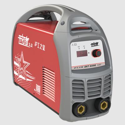 沪工电焊机ZX7-225E家用小型纯铜两用全自动便携式