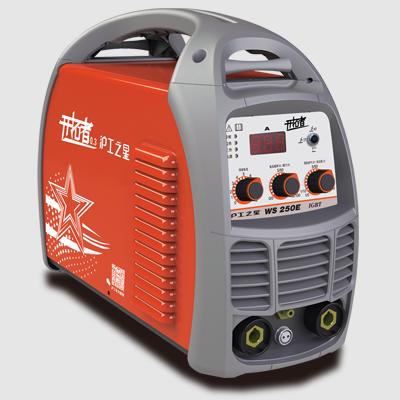氩弧焊机沪工家用小型两用WS-250E不锈钢单用