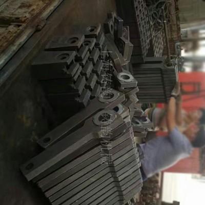 1418破碎机合金锤头双金属锤头铸韵厂家直销
