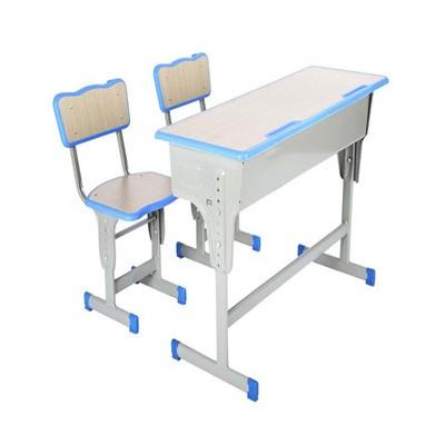 华鑫教您选择教室升降桌双人课桌椅策略