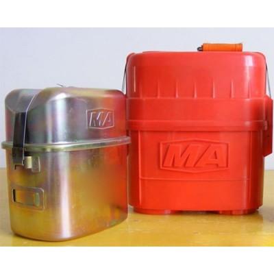 ZH系列化学氧自救器结构与使用