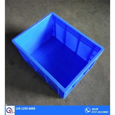 肇庆乔丰 塑料周转箱 厂家直销 元件盒收纳盒 塑料方盆
