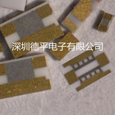 供应2W高频18GHz薄膜衰减片,可定制0603贴片衰减片