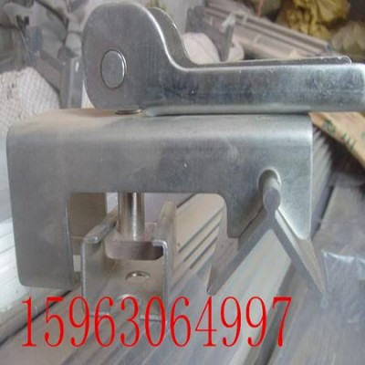 夹持器·压紧器·滚珠压制无划痕挡板压板组