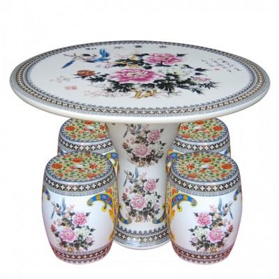 景德镇陶瓷桌凳批发厂家
