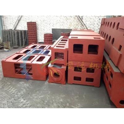 【凤远机械】35吨大型机床铸件|机床铸件|树脂砂铸件