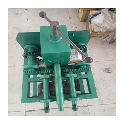 人和DWQJ-G76多功能滚动式弯管机 立式弯管机厂家