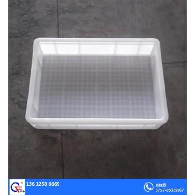 云浮塑料周转箱 加厚塑胶箱 塑料箱工厂直销