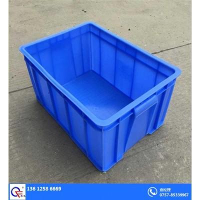 长沙塑料周转箱 塑胶餐具箱 塑胶箱多少钱一个