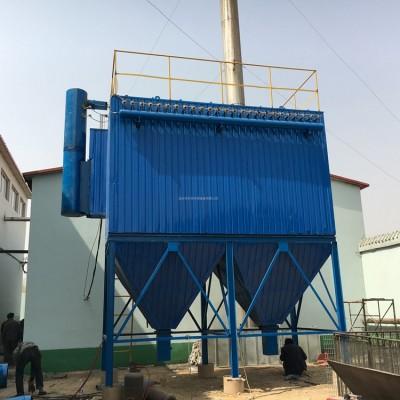 生物质锅炉布袋除尘器过滤风速的确定