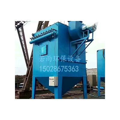 铸造厂抛丸机砂处理设备单机布袋除尘器