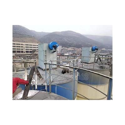 青岛石灰料仓怎样选择单机布袋除尘器