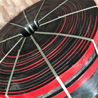 呼和浩特 导料槽双密封挡煤皮 定做聚氨酯挡煤皮