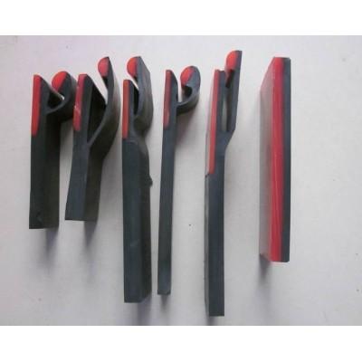 导料槽专用新型防溢裙板 防溢裙板价格尺寸