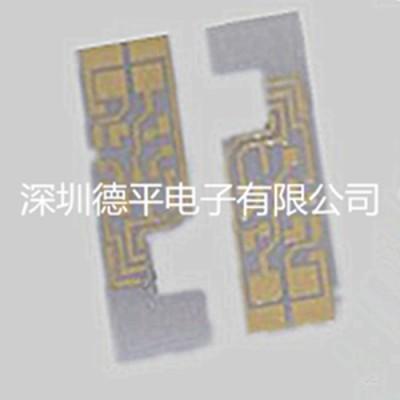 德平电子供应纯度99.5%陶瓷薄膜电路
