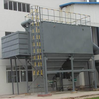 燃煤锅炉布袋除尘器高温烟气的冷却方法