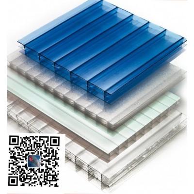 燚塑PC阳光板做农业大棚的优势
