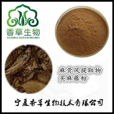麻骨风提取物买麻藤茎叶粉130目 麻骨风茎叶浓缩液厂家