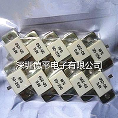 供应RFG250W大功率50Ω高频DC-3GHz射频电阻