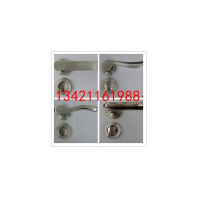 304不锈钢门锁分体锁执手锁欧式室内门锁