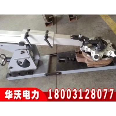 工业闸阀研磨机便携式M-600在线研磨阀门密封面