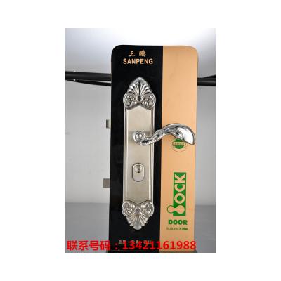 专业生产 室内房门执手锁 揭阳不锈钢锁厂家