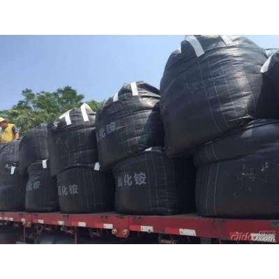 氯化铵 干铵 吨袋湿铵