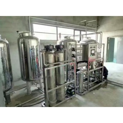 嘉兴纯化水设备 嘉兴制药行业纯化水设备 纯化水厂家定制