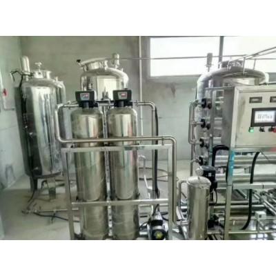 宜兴医疗纯化水设备 宜兴医疗器械清洗纯化水设备 耗材更换