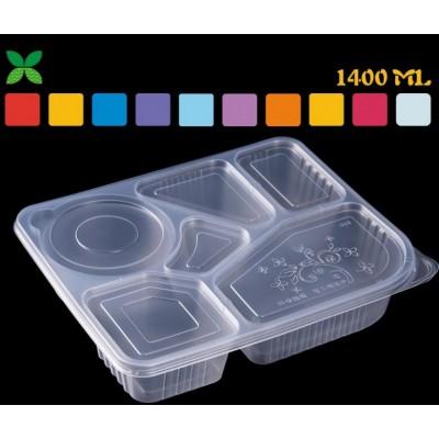 多格商务套餐盒一次性饭盒 快餐盒图片