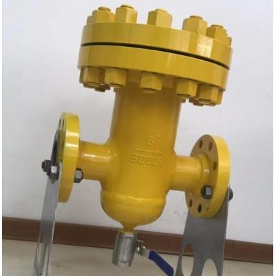 浙江双庆高压天然气煤气过滤器RGL
