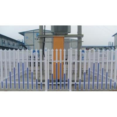 供应pvc相变围栏 塑钢配电站防护栏 变压器围栏