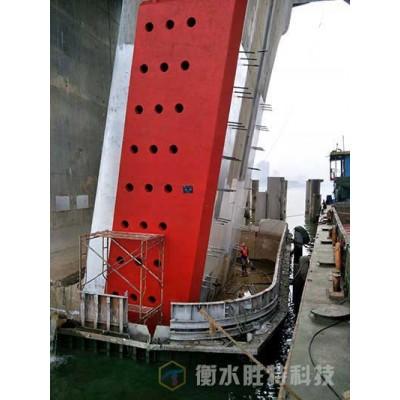固定式钢覆式桥梁防撞设施,柔性CFR护舷