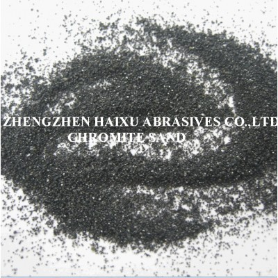 大型铸件铸造用南非铬铁矿砂铬砂Cr2O3:46%