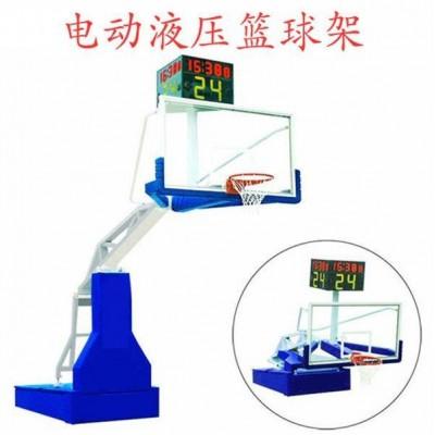 电动液压篮球架技术参数篮球架厂家