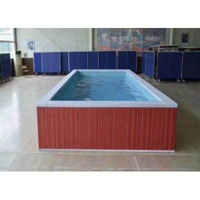 河南省息县游泳馆可拆装泳池