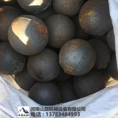 山磊500球磨机钢球配件生产80亳米以上钢球的的企业之ー