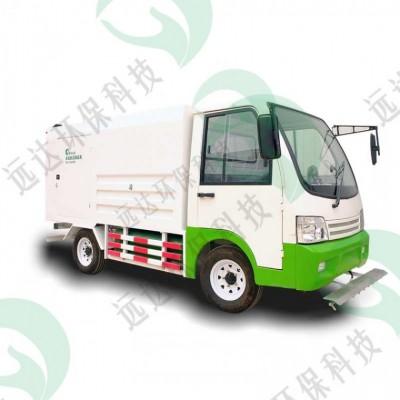 四轮优质电动小型高温高压清洗车环卫车